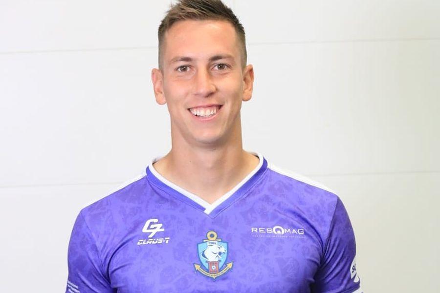 """Ignacio González: """"Ya llevo harto tiempo en el fútbol; quiero dejar una  huella con un club"""" - La Tercera"""