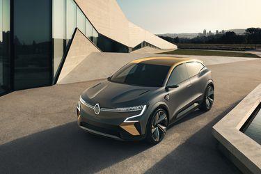 El rumor se hizo realidad: Renault convierte al Mégane en un SUV eléctrico de corte muy futurista