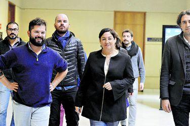 """El resistido giro del Frente Amplio hacia la """"unidad"""" de toda la oposición"""