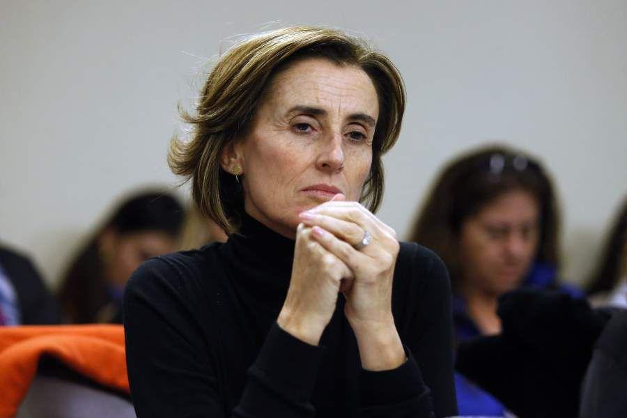 Marcela Cubillos, ministra de educación.