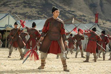 """Yoson An detalla la nueva Mulán: """"Trata de ser valiente, leal y fiel a ti mismo"""""""