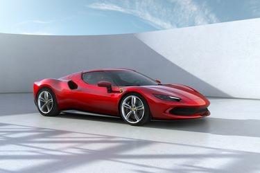 Ferrari 296 GTB: debuta el Cavallino híbrido enchufable con motor V6