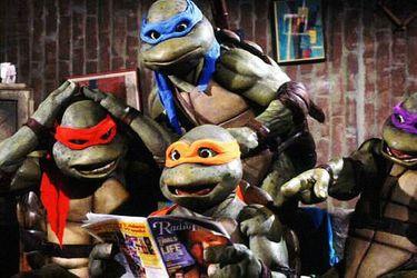 Colin y Casey Jost escribirán una nueva película de Las Tortugas Ninja