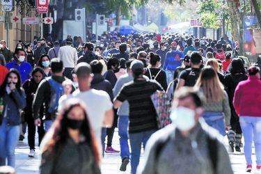 Nueve regiones del país aumentan sus casos de coronavirus
