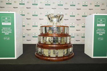 Suspenden la Copa Davis hasta 2021 por el coronavirus