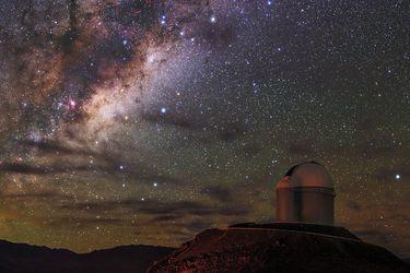 La iniciativa que busca recuperar el cielo nocturno de todo Chile
