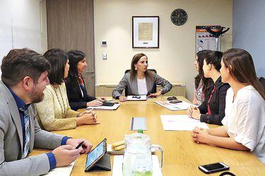 Gobierno apuesta a acuerdo transversal por agenda de género