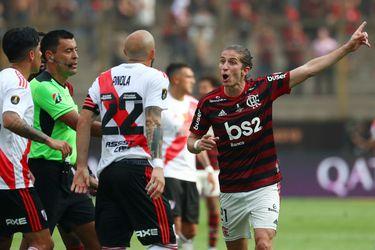 """Filipe Luis: """"Se puede decir que es injusto, pero las finales son así, hicimos los goles y el torneo es nuestro"""""""
