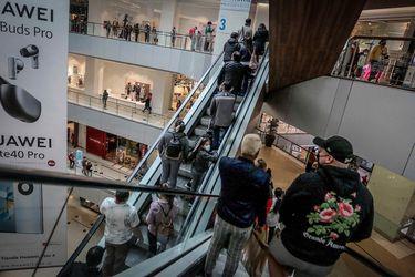 Crecimiento de las ventas minoristas en Chile duplica al promedio mundial en lo que va de 2021