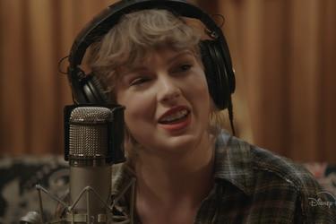 Así es el concierto íntimo de Taylor Swift que llega a Disney Plus