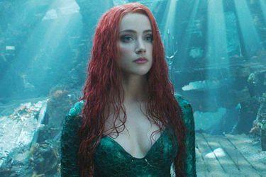 Con una foto Amber Heard recalcó que no dejará Aquaman 2