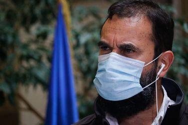 """Armada por control a diputado Hugo Gutiérrez: """"El procedimiento se ajustó a la normativa del estado de excepción constitucional vigente"""""""
