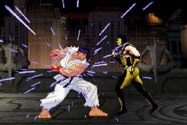 Capcom rechazó la inclusión de un personaje de Street Fighter en Mortal Kombat 11
