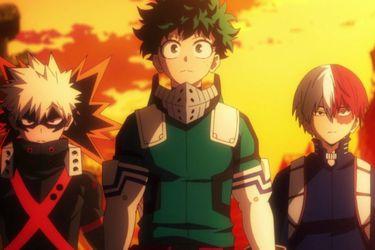 La quinta temporada de My Hero Academia pausará su emisión por los Juegos Olímpicos