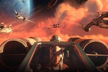 """EA piensa """"doblar"""" su relación con Star Wars"""