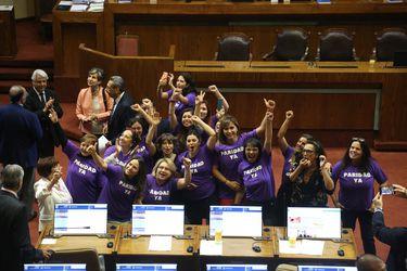 Un 8M entre la paridad y los derechos humanos