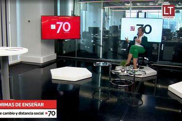 Aniversario 70 LT: Las nuevas formas de enseñar