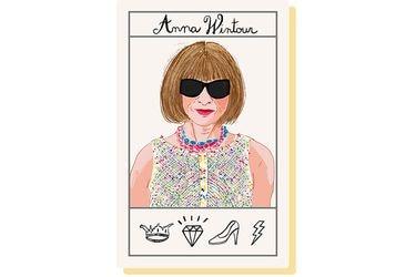 """No busquemos ser famosas, busquemos ser relevantes"", Anna Wintour"