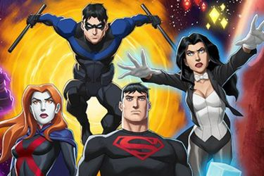 Esta es la primera imagen promocional para la cuarta temporada de Young Justice