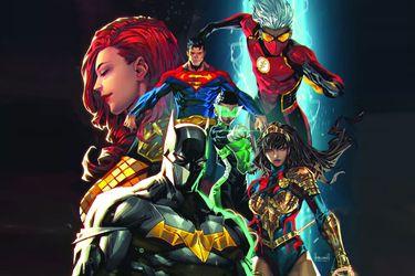La nueva línea de tiempo del futuro de DC Comics