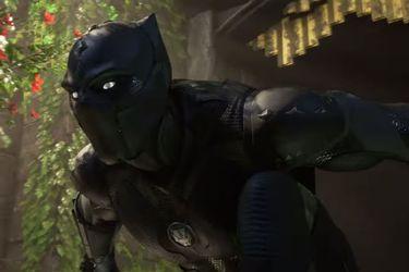 Pantera Negra se unirá al juego Marvel's Avengers en la nueva expansión War for Wakanda