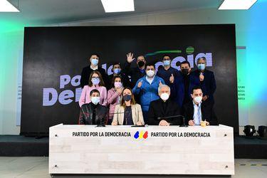 """Piergentili (PPD) ante eventual triunfo de Provoste en consulta ciudadana: """"Tenemos un compromiso con apoyar a quien resulte vencedor, pero eso no significa que esos apoyos son sin opinar"""""""
