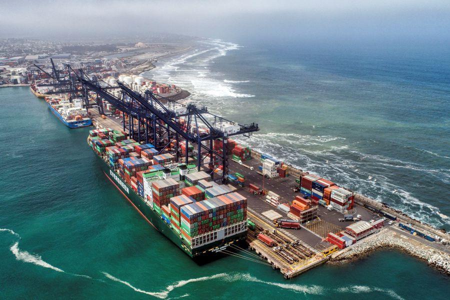 Puerto de San Antonio descarta que caída en las ventas de autos nuevos se deba a demoras en la descarga