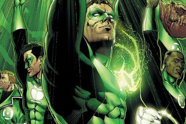 La serie de Green Lantern contará con dos portadores del anillo terrestres