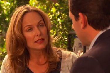 Revelan la identidad del donante de esperma para Jan en The Office