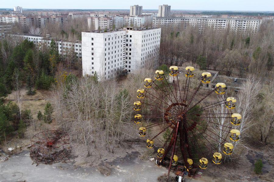 Chernobyl: El debate a 35 años del accidente nuclear más grave de la  historia - La Tercera