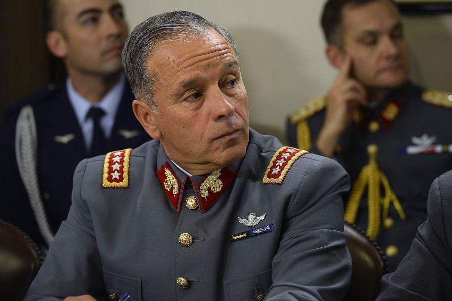 """Ex comandante en jefe del Ejército Humberto Oviedo: """"La jueza ..."""