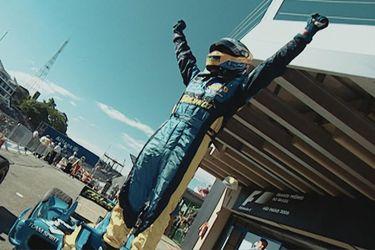 Con un tráiler, Amazon Prime presentó a su nueva serie documental centrada en Fernando Alonso