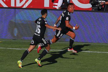 Parraguez y Solari reviven a Colo Colo en su tarde más importante