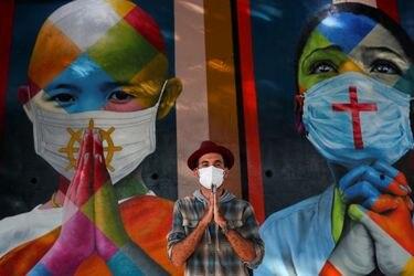 Brasil supera los 15 millones de casos de coronavirus y muertes alcanzan las 416.949