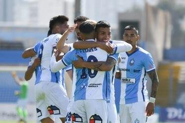 Antofagasta derrotó a la U. Española en el Calvo y Bascuñán