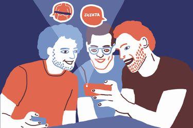 Por qué no debemos normalizar el machismo en los grupos de WhatsApp de hombres