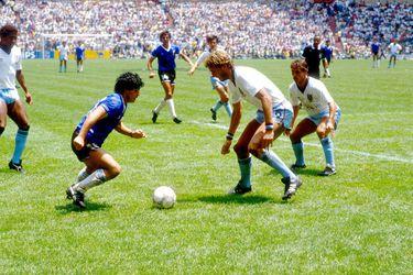 Maradona a los ingleses: el gol más lindo que dio un Mundial
