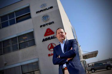 """Gerente general de Andes Motor: """"A mitad de año ya cumplimos lo que habíamos vendido en todo el año pasado"""""""