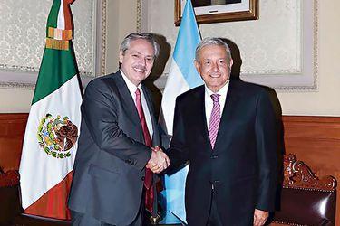 Alberto Fernández aprovecha viaje a México para impulsar el Grupo de Puebla