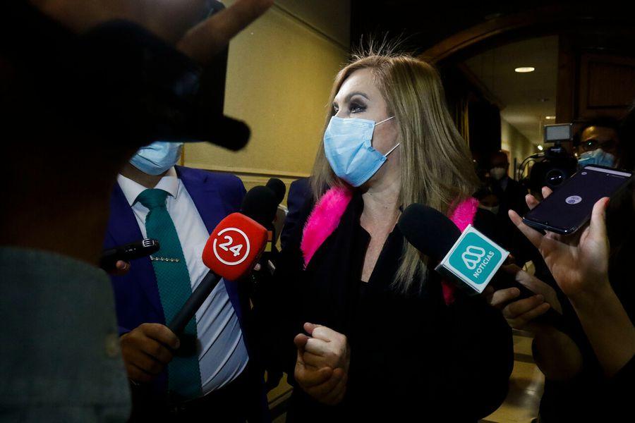 Pamela Jiles presenta proyecto para tercer retiro de fondos de las AFP