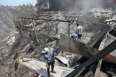 Gobierno pide fiscales especiales por incendios