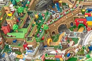 El Super Nintendo World de Japón luce como un sueño que todo fan de Nintendo amaría recorrer