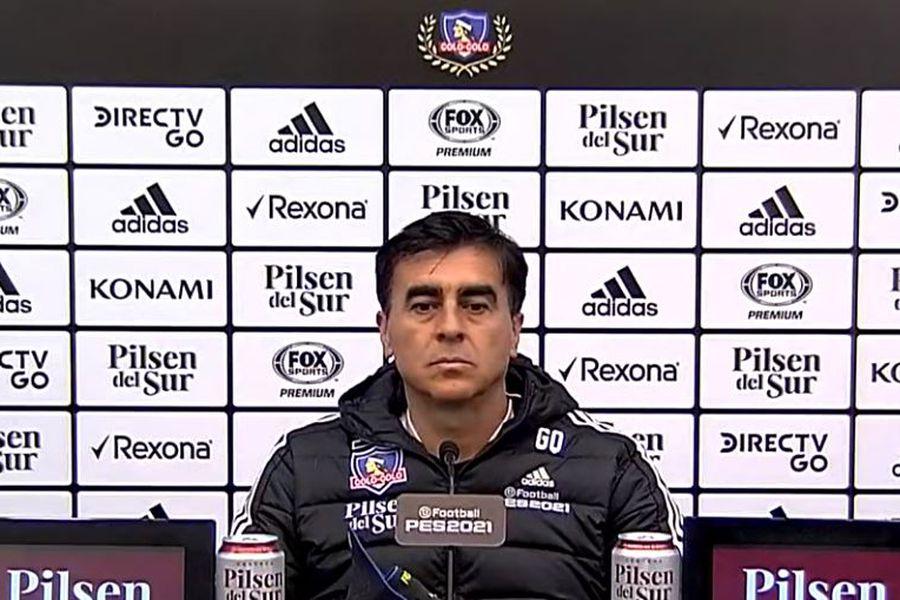 Gustavo Quinteros indicó que confía en la transparencia del fútbol chileno.