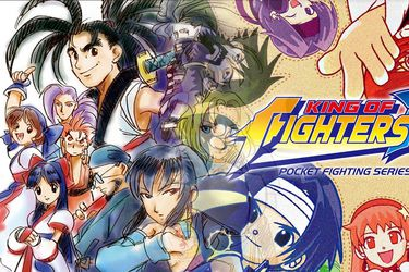 SNK sigue lanzando juegos de la NeoGeo Pocket en la Nintendo Switch con King of Fighters R-2 y Samurai Shodown 2