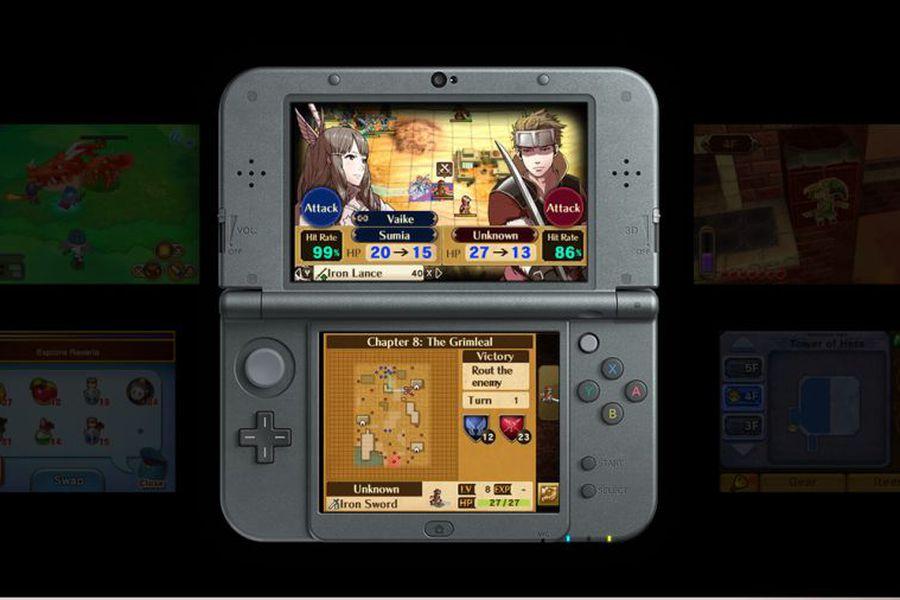 3Ds Nintendo