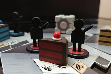Los videojuegos también se disfrutan en la mesa