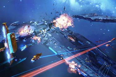 Un tráiler anuncia que Homeworld 3 está en desarrollo
