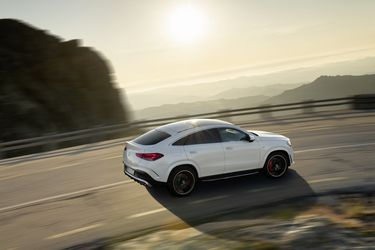 Mercedes-AMG GLE 53 Coupé: inyección de adrenalina en un traje juvenil