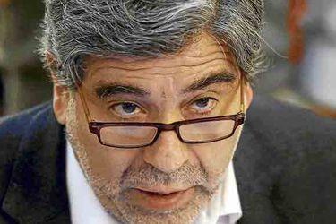 Eduardo Silva Rector U. Alberto Hurtado: