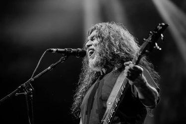 El último grito de Slayer en Santiago